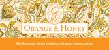 Orange & Honey - Sajovi